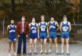 Cross Country team 1979-1980: men