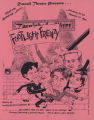 Footlight Frenzy : Poster